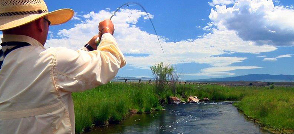 Montana fly fishing trips healing waters lodge for Fly fishing guides near me
