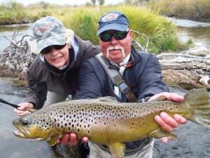 Big Hole River Fly Fishing Report Healing Waters Lodge