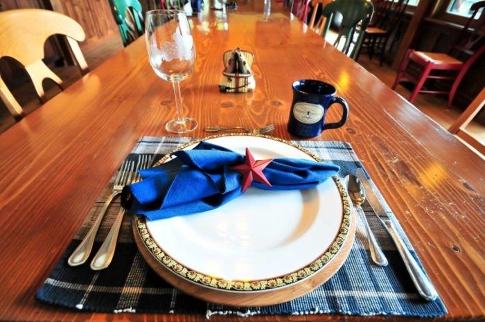 Montana Fly Fishing Lodge Cuisine
