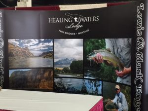 Day Two - The Fly Fishing Show in Pleasanton, California